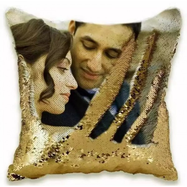 Personalized Sequence Magic Cushion