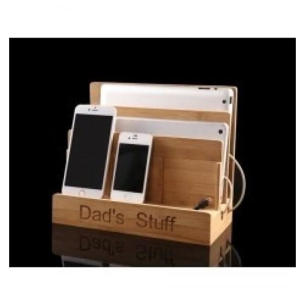 Desk Organizer-Apple Docking Station