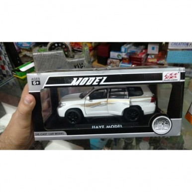 Maisto 1:24 WB Special Edition Die Cast Vehicle Random Car