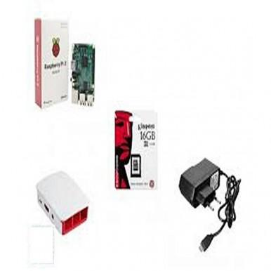 Raspberry Pi 3 Official Starter Kit