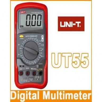 UNI-T UT55 Digital multi-meter -  LCD 3-5 digit (1999)