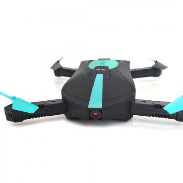 Jy018 Mini Foldable Rc Pocket Drone Wifi Fpv Copter