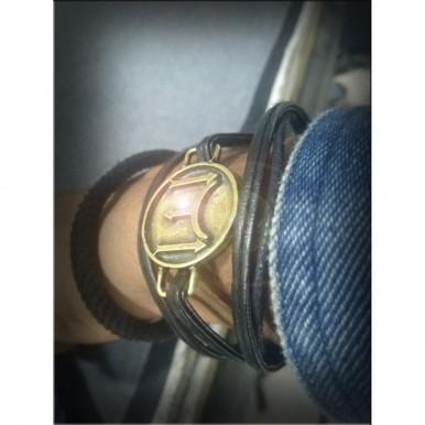 Ottoman Empire Signature  IYI hand wristband Bracelet
