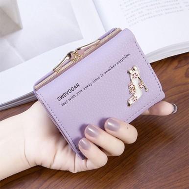 Scrub Women Wallet Purse