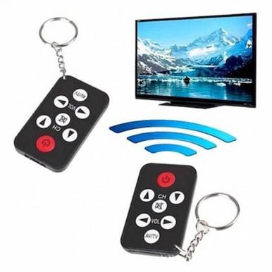 Mini Universal Remote Control Keychain For TV