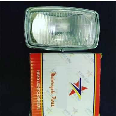 Motorcycle Headlight Complete