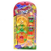 3 Plastic Top kids toy