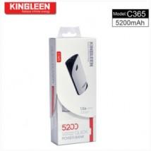 Kingleen C-365 Smart Quick Portable PowerBank 5200 mAh