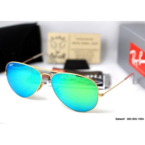 Branded Aviator Mercury Sunglasses