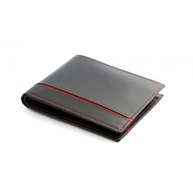 Genuine Leather Wallet with Key-chain