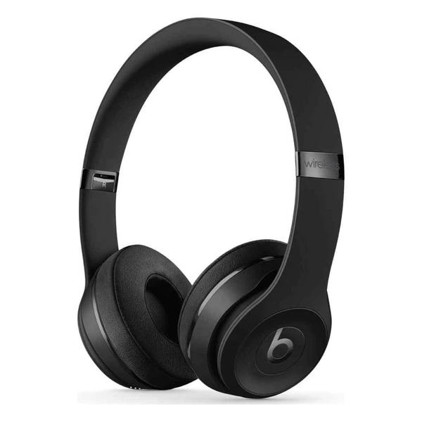 Beats Wireless Bluetooth Headphone Solo 3 – Black