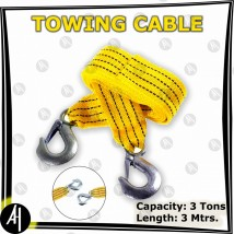 Towing Cable - 3 Meter