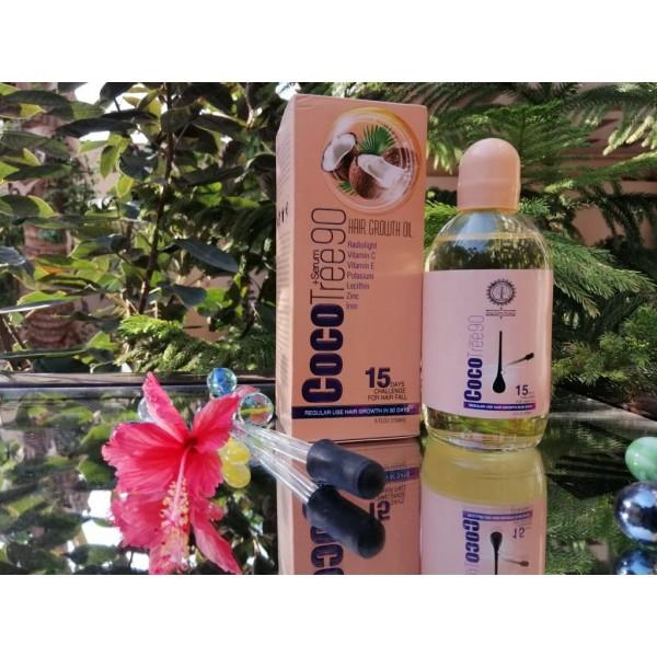 CocoTree90 Hair Growth Oil Serum