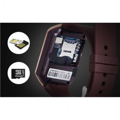 DZ09 Smart Watch with Sunglasses & Wallet