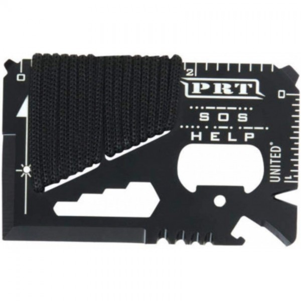 14 in 1 Tools Card Stainless Steel  Survival Tool Set