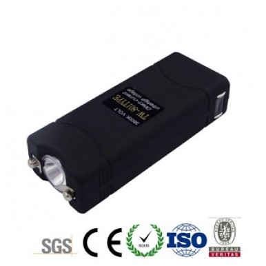 Powerful 801 Type Heavy Duty LED Flashlight