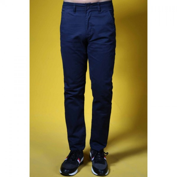 Mens Chino Crafted Cotton Lycra Pant