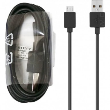 Sony Micro USB Cable Data Charger Power Cord EC700