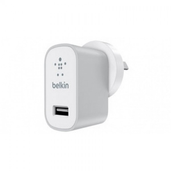Belkin Mixit Fast Charger 12W Silver