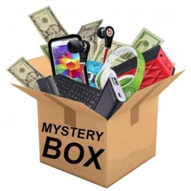 Mystery Box - Mobile Accessories Box Worth 750 - 200 Rupees Save