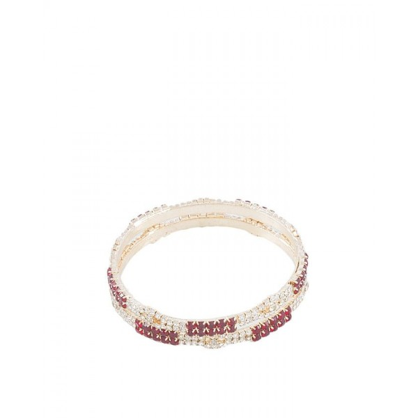 Rose Gold Gold Plated Bangles For Women