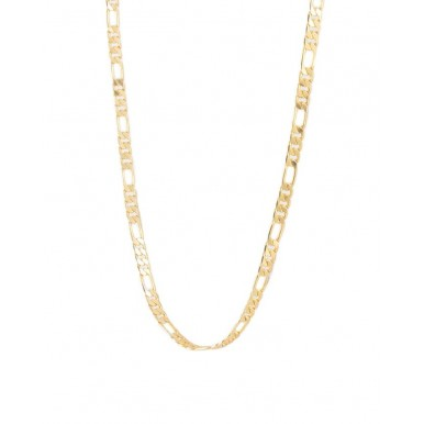 Golden Gold Plated Indian Chain For Women