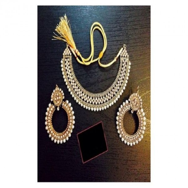 Antique Indian Jewellery Set for Her