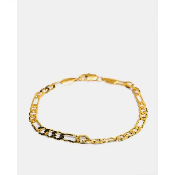1k Gold Plated Alloy Bracelet