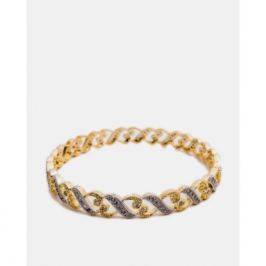 1k Gold Plated Beautiful Bangles