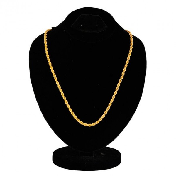 Gold Plated Robe Chain