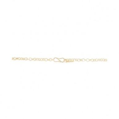 Golden & Black Gold Plated Necklace Set