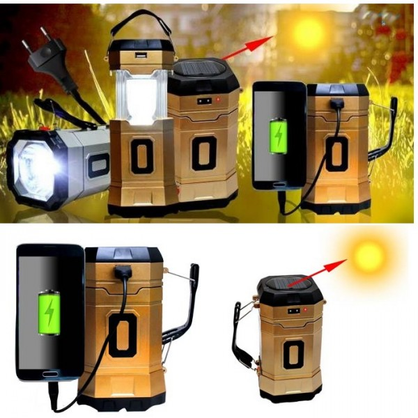 Rechargeable Camping Lantern For Home