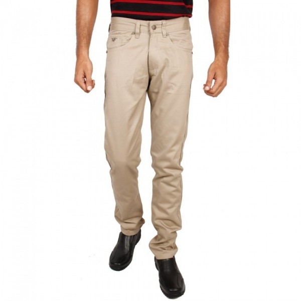 Gents Cotton Jeans - Export Quality
