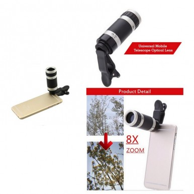Universal Mobile Telescope Optical Lens