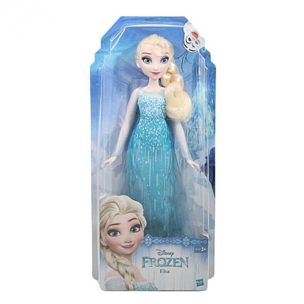 Arendelle Fashion Doll - Elsa (Solid) for Kids