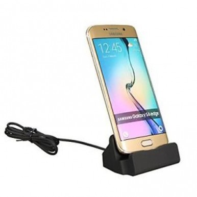 Charger Sync Dock For Android Metal