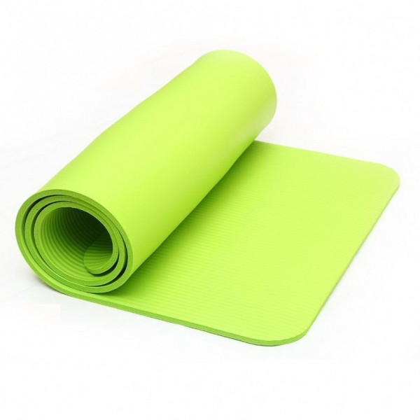 Yoga and Fitness Mat - 6 mm - Multicolor