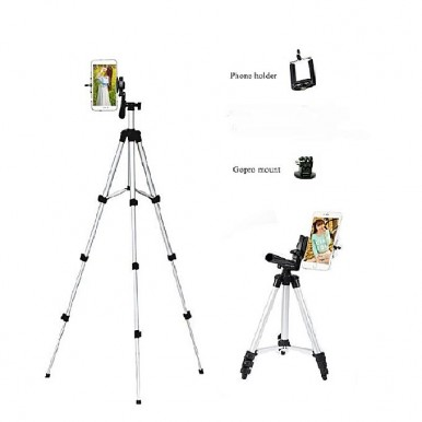 3110 - Tripod Stand For Mobile And Dlsr Camera