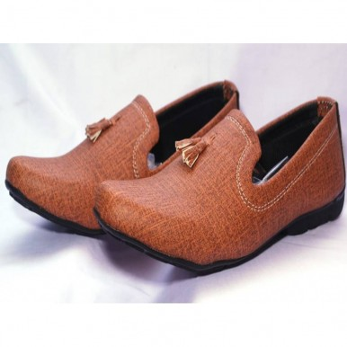 WESTERN STYLE LOAFERS SHOES for MEN IN 3 COLORS