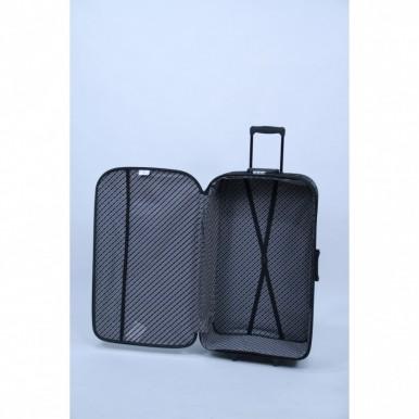 Cambridge Classic 5 Piece Luggage Set- Jet Black