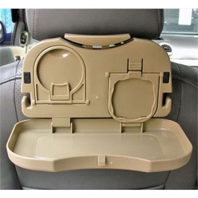 Car Desk Dining Table Car Food Tray Holder Stand Adjustable Holder