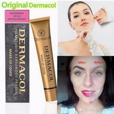 Dermacol Soft gel Base Primers Cream
