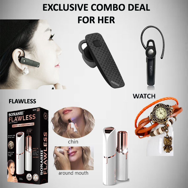EXCLUSIVE COMBO DEAL FOR HER