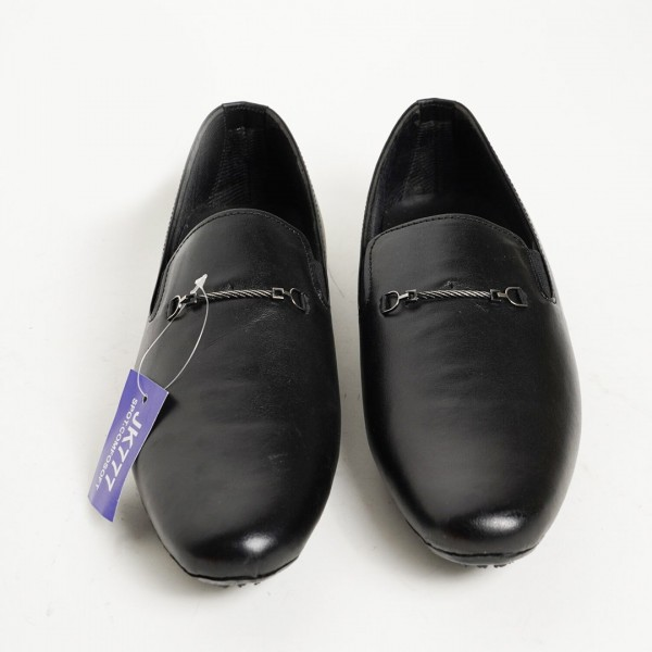 Gents Black Casual Shoes For Men