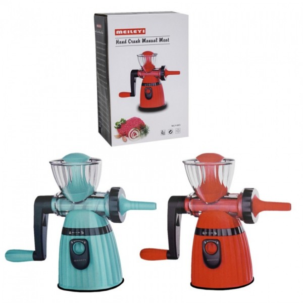 High Quality Hand Crank Manual Meat Grinder