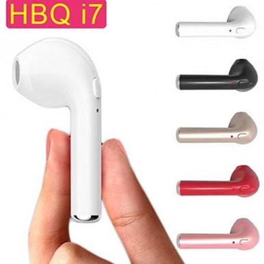 Mini Bluetooth Double Earbud HBQ I7