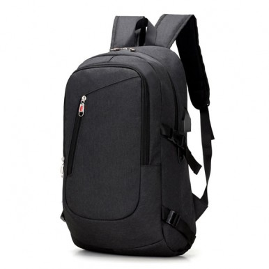 Anti Theft USB Charging Hiking Bag pack