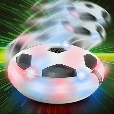 The Amazing HoverBall with Flashing LED Light
