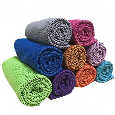 Ice Cooling Towel for summers scorching heat