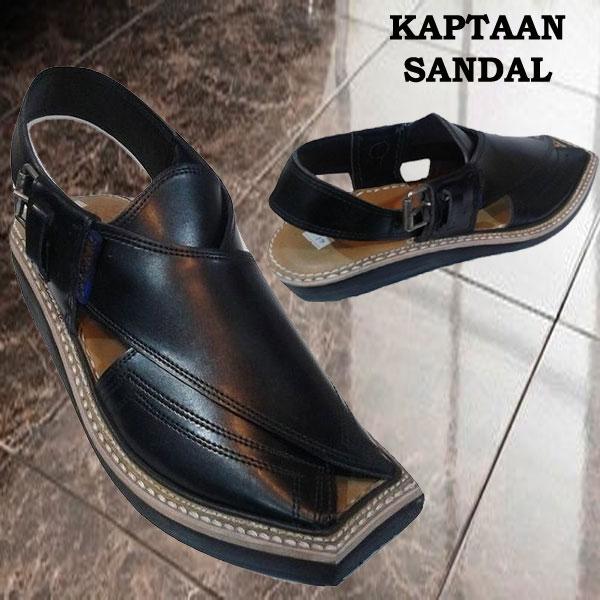 KAPTAAN CHAPPAL - Mens Peshawari Sandal ALK-001